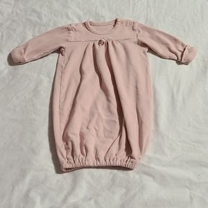giggle Better Basics Baby Gown, Newborn - 6 mos